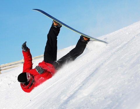 downhill skiing near Garden Gables Inn in Lenox, MA
