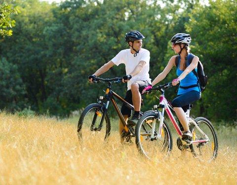 biking Near Garden Gables Inn in Lenox, MA