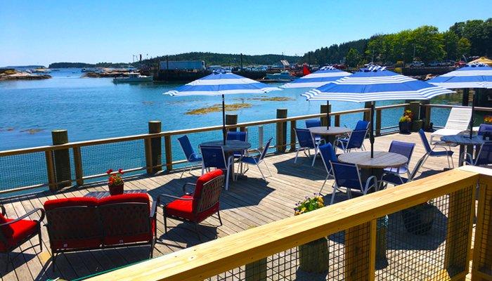 Inn on the Harbor in Stonington Maine