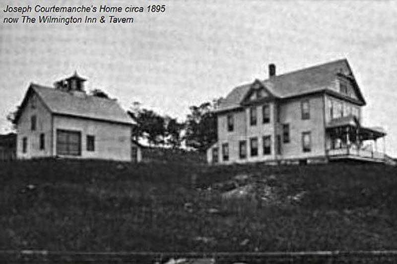 Wilmington Inn History