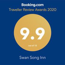 Booking.com 2020 Traveller Review Award