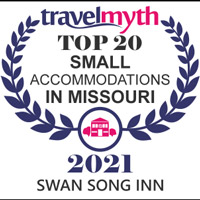 TravelMyth Top Twenty Award