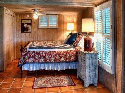Deer Haven Cottage in Historic Kuebler Waldrip Haus in New Braunfels, TX
