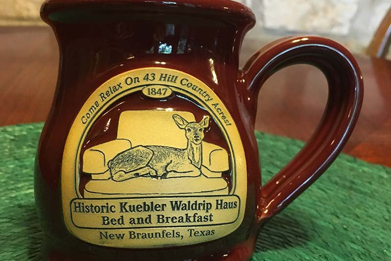 breakfast at Historic Kuebler Waldrip