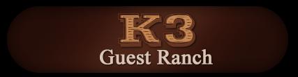 K3 Guest Ranch Logo