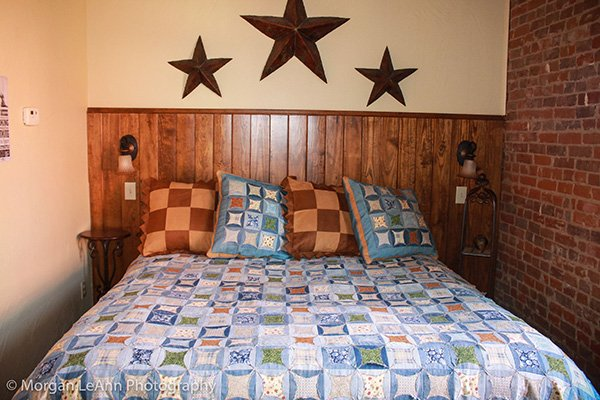 The Shady Lady Guest Rooms