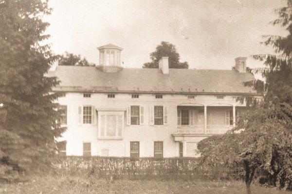 Historic photo of Emig Mansion