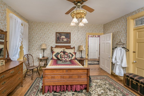 Rooms at Emig Mansion
