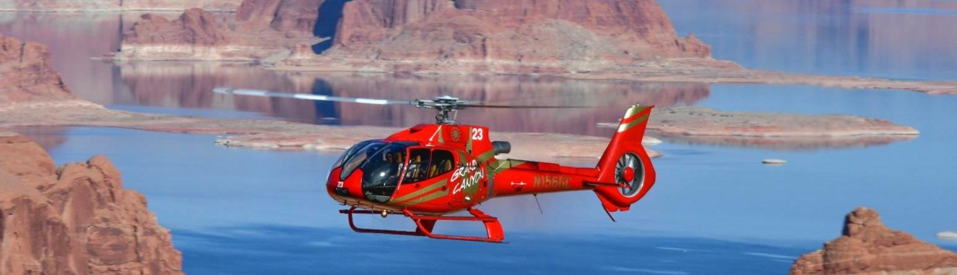 Lake Powell and Alstrom Point Helicopter Adventure