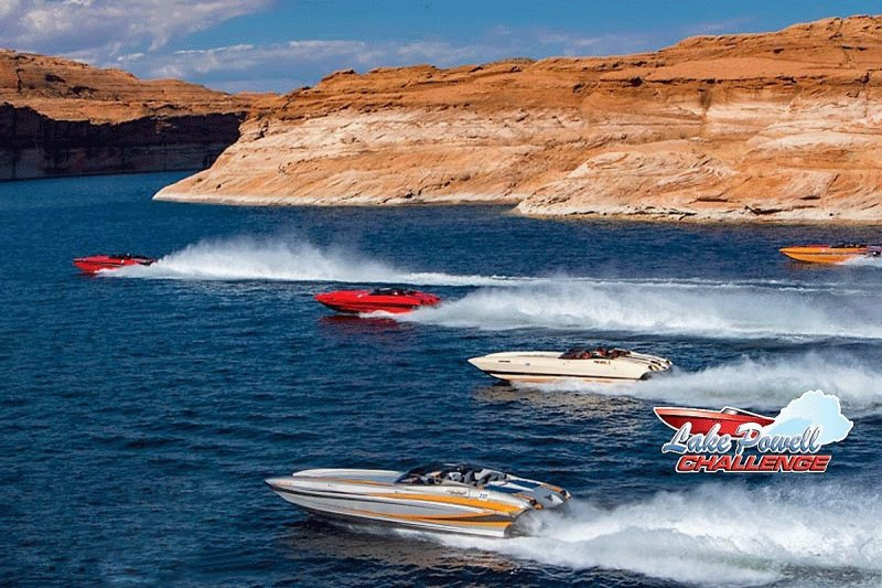12TH ANNUAL LAKE POWELL CHALLENGE