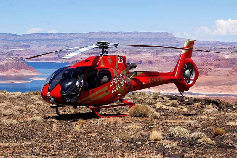 Grand Canyon and Lake Powell Helicopter Tours