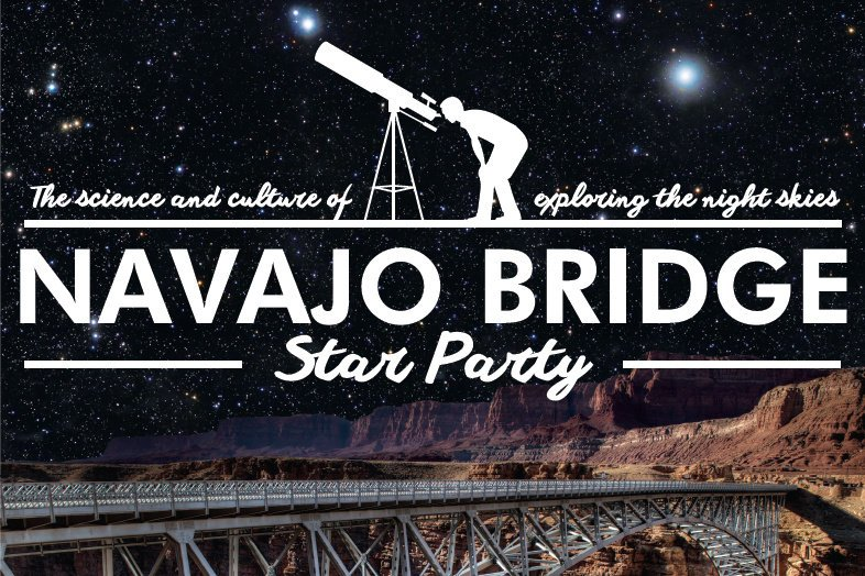 Navajo Bridge Star Party