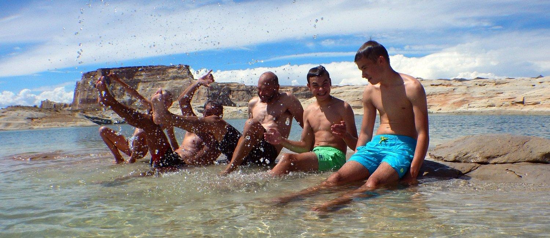 Fun in the sun... Lake Powell Getaway!