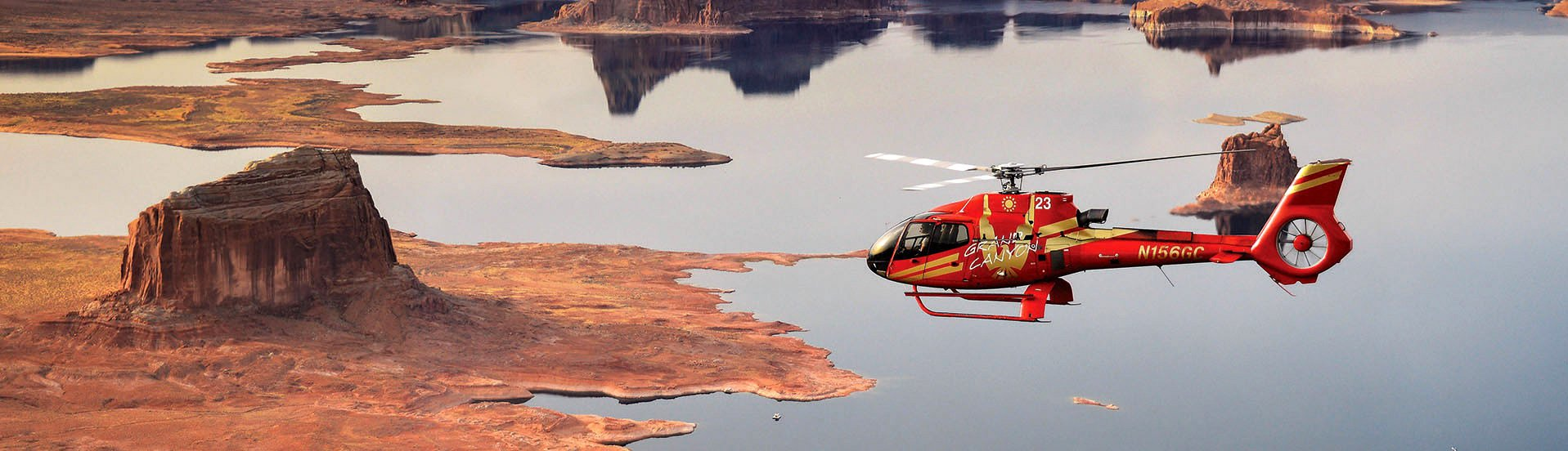 Heli Air/Ground with Antelope Canyon Tour
