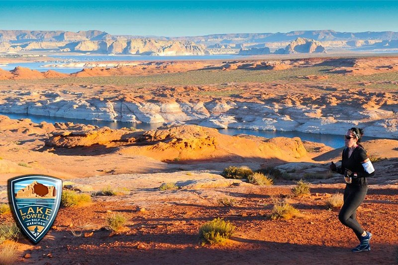 2020 Lake Powell Half Marathon