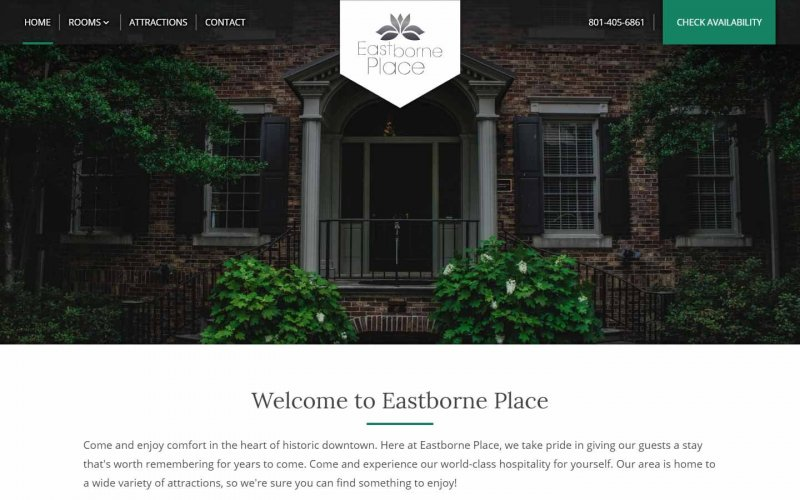 The Eastborne Design