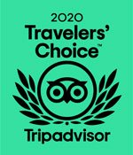 Tripadvisor Travelers Choice Award for 2020