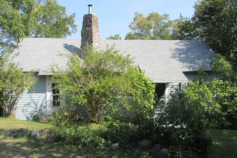 Honey's Cottage Front Door
