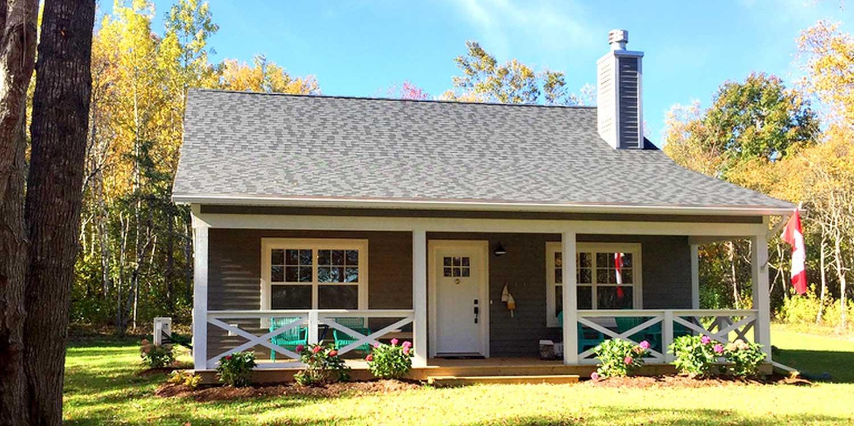 Sheridan Summer Home exterior