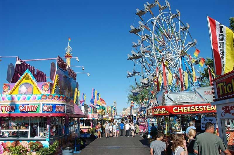 cherry festival carnival