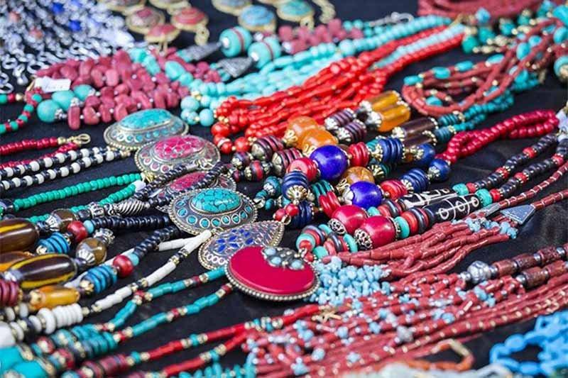 jade bead jewelry