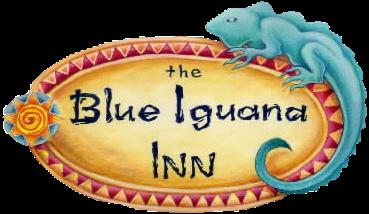 The blue Iguana Inn