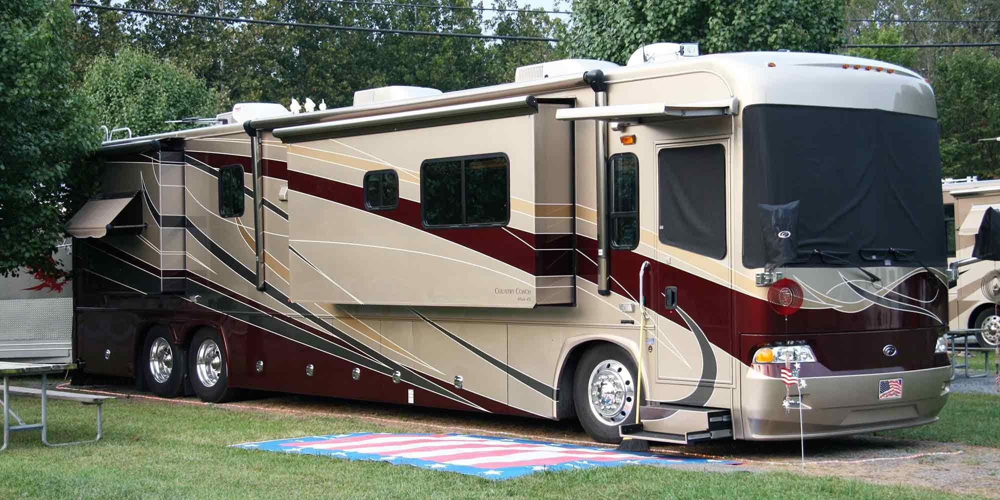 RV Camping - Seneca Rocks, WV Cabin Rentals | Smoke Hole Resort