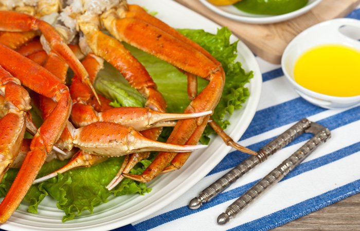 Ipswich Inn area restaurants crab legs