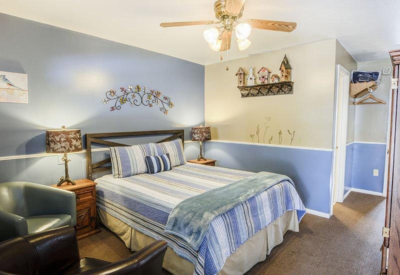 Juniper 1 Bedroom Single Queen Room