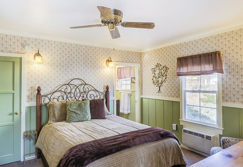 Sage Brush Queen Bedroom