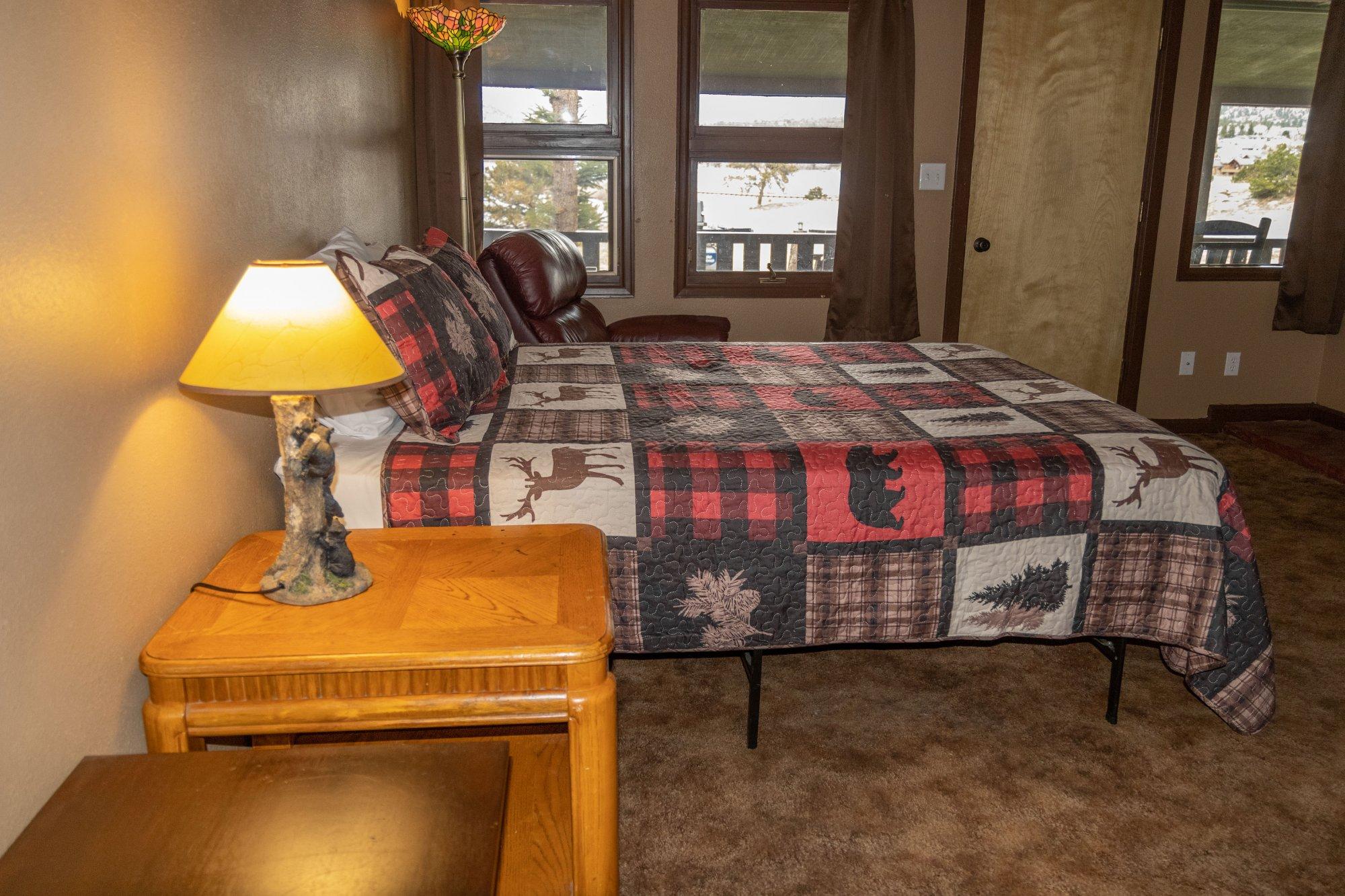 Estes Lake Lodge Lakeside Bear Lake Room