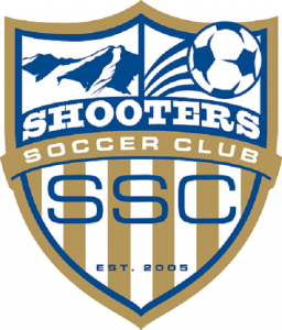 Shooters Soccer Club Logo