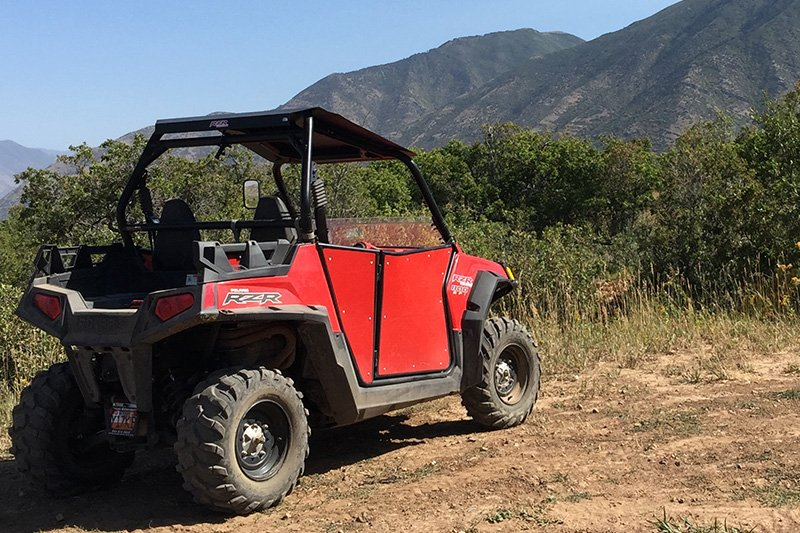 UTV at White Mountains Adventures