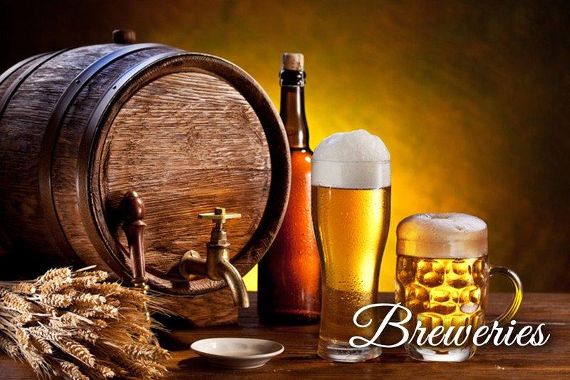 Breweries beer and barrel