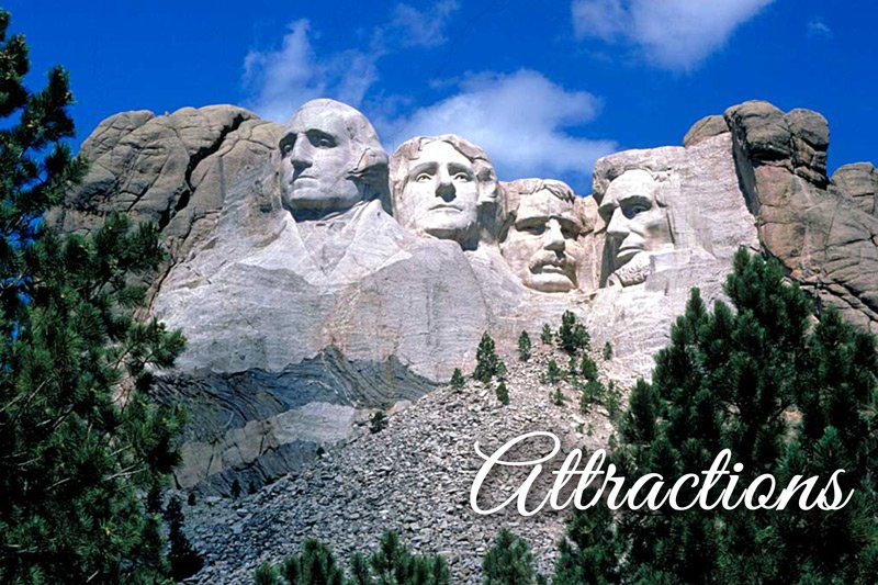 Attractions - Mount Rushmore