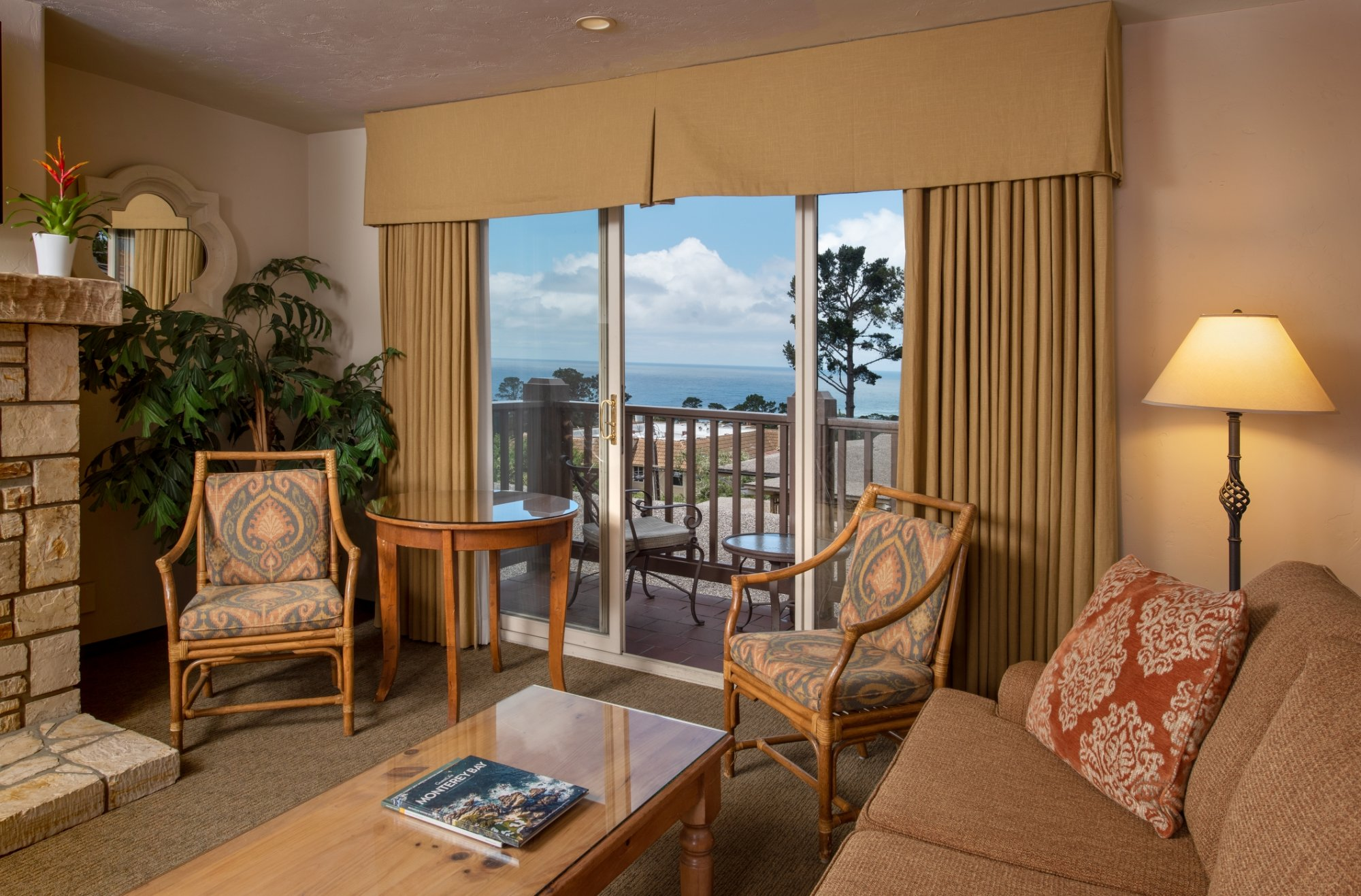 Premiere Ocean View at the Horizon Inn Carmel