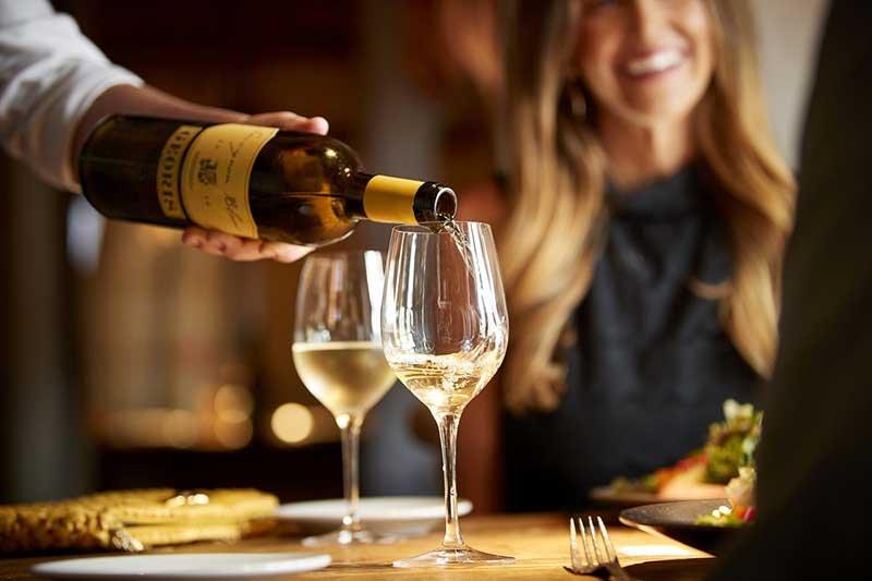 Enjoy Carmle's world famous wines