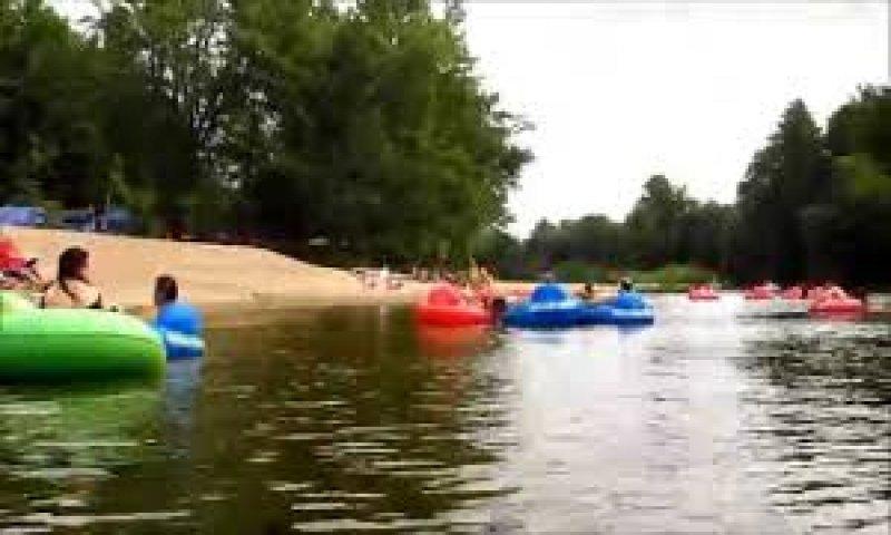 tubing on saco river