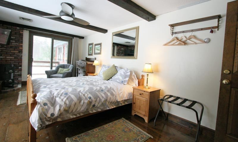 Old Saco Inn Mt Washington Suite