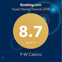 Booking.com Guest Review Award 2018 8.7 out of 10