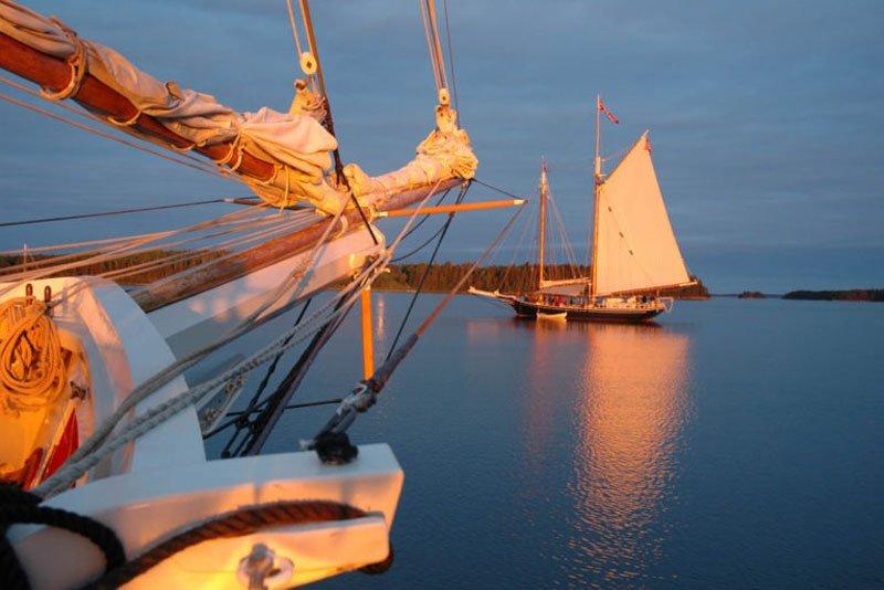 Main Windjammer Multi Sail Packages