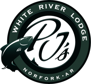 PJ's White River Lodge Norfork AR Logo