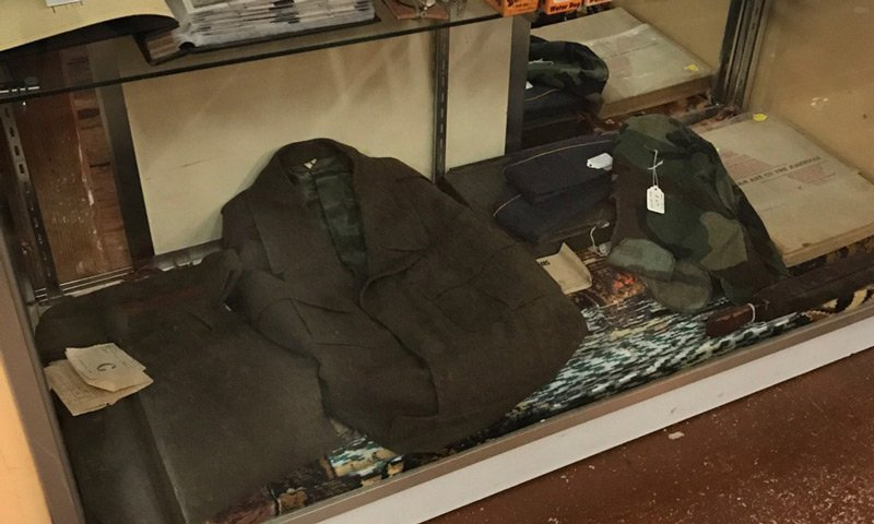 military antiques