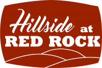 Hillside at Red Rock Event Center Logo
