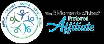 5 Moments Freferred Affiliates Logo