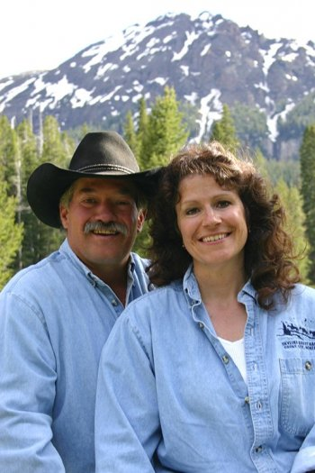 Vic and Liz Jackson