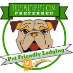 TripsWithPets.com preferred pet friendly lodging