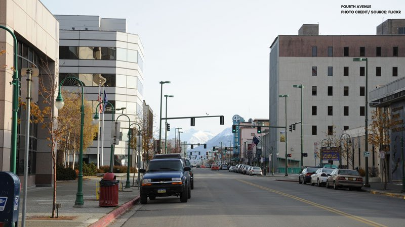 Anchorage 4th Avenue
