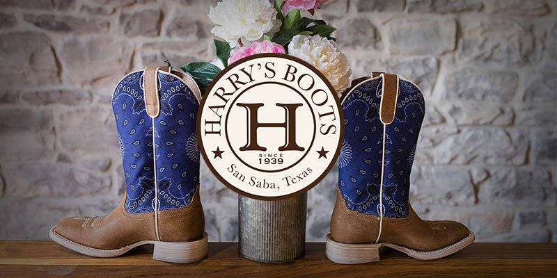Harry's Boots