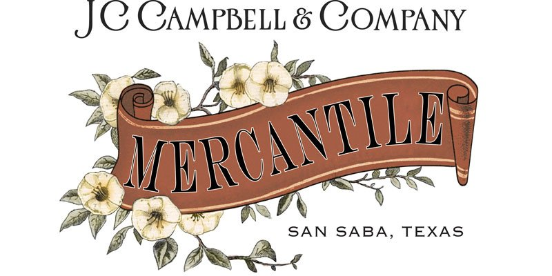 JC Campbell & Co. Mercantile San Saba, Texas